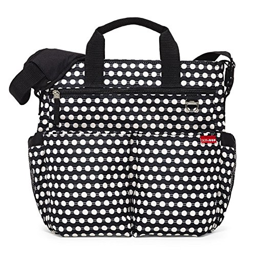 signature diaper bag