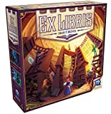 In Ex Libris, you are a collector of rare and valuable books in a thriving fantasy town. The Mayor has just announced a new seat in the Village Council, Grand Librarian. The prestigious and lucrative position will be awarded to the citizen wi...