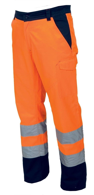 CHEMAGLIETTE! Pantalone da Lavoro Invernale Alta visibilità con Bande Riflettenti Charter Winter PayperCharterWinter
