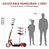 Overwhelming E120 Adjustable Handlebar and Seat