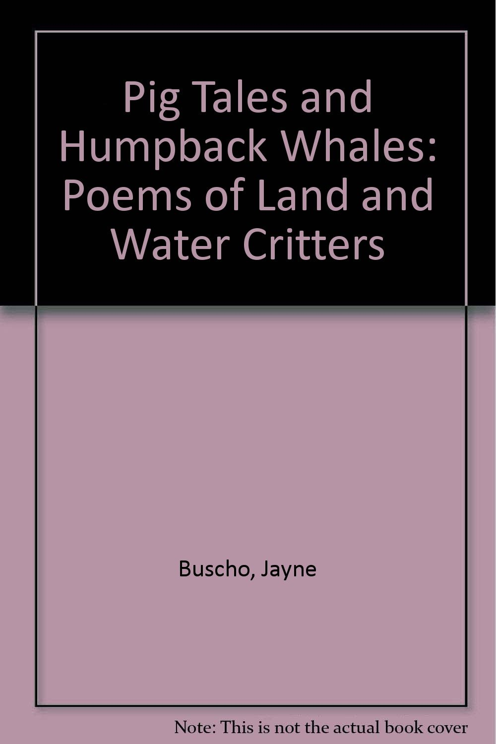 Download Pig Tales and Humpback Whales ebook