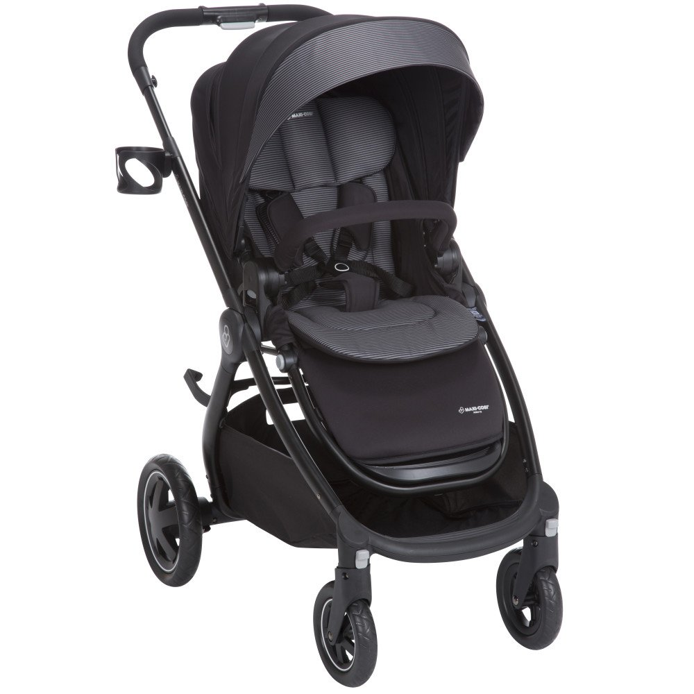 Maxi-Cosi Adorra Modular Stroller, Devoted Black by Maxi-Cosi (Image #3)