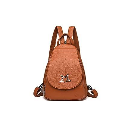 c972545e24d9 Amazon.com: Guyuexuan Girl's Multi-Purpose Backpack for Daily Travel ...