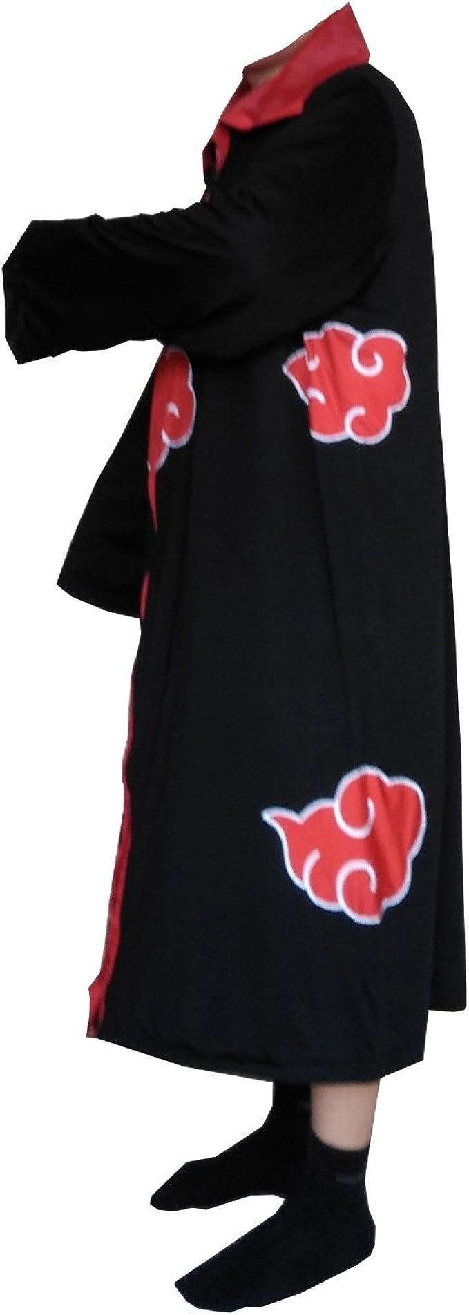 Amazon.com: Naruto manto adulto disfraz Anime tamaños de ...