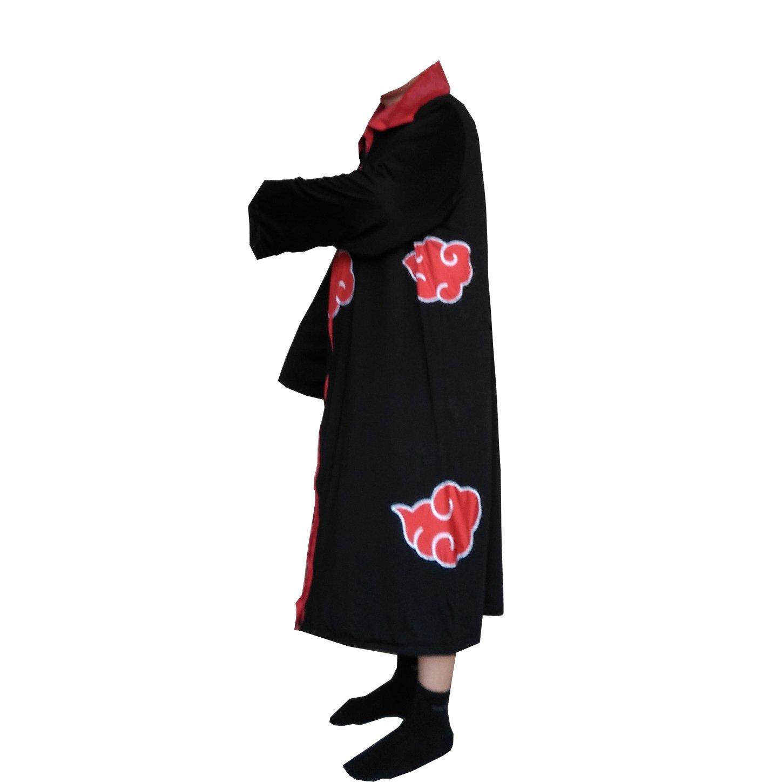 Naruto capa Disfraz Para Adultos Anime akats Uki Robe ...