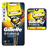 Gillette Fusion Proshield Flex ball handle with 8