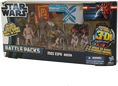 Star Wars Episode 1 Mos Espa Arena Battle Packs - Juego de mesa ...