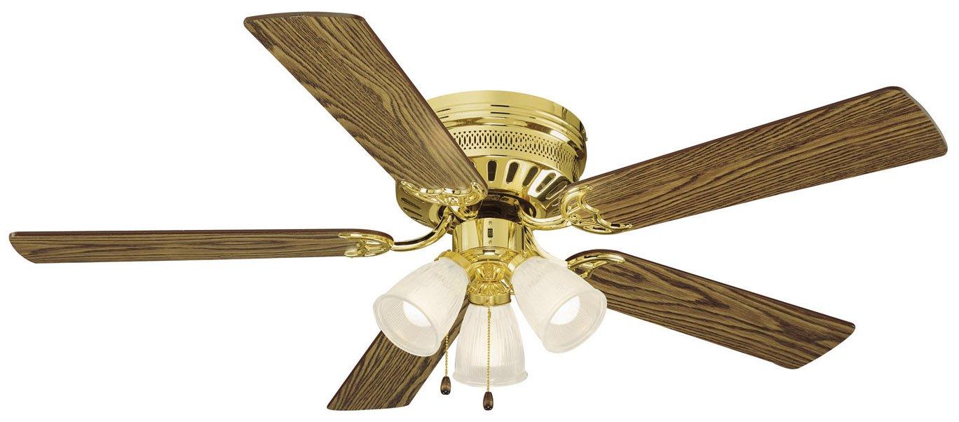 Design house 156604 millbridge 3 light ceiling fan 52 polished design house 156604 millbridge 3 light ceiling fan 52 polished brass amazon aloadofball Choice Image