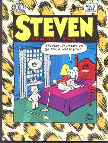 Steven Comics #2 Kitchen Sink Comix 2 1990 at Amazon\'s Entertainment ...