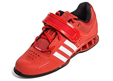 adidas adipower weightlifting shoes core en red