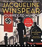img - for Journey to Munich Low Price CD: A Maisie Dobbs Novel book / textbook / text book
