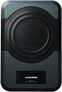 Alpine Electronics PWE-S8 Restyle Compact Powered 8-Inch Subwoofer