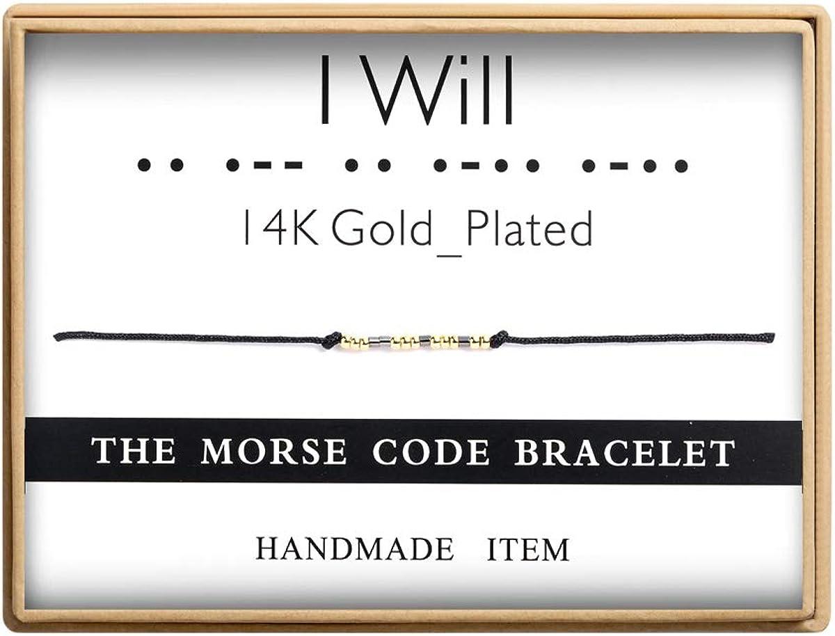 Ldurian I Will Morse Code...