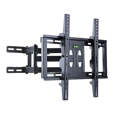 TV Wall Mount Monitor LCD LED Tilt Full Motion Bracket 22 27 32 37 40 46 47 50