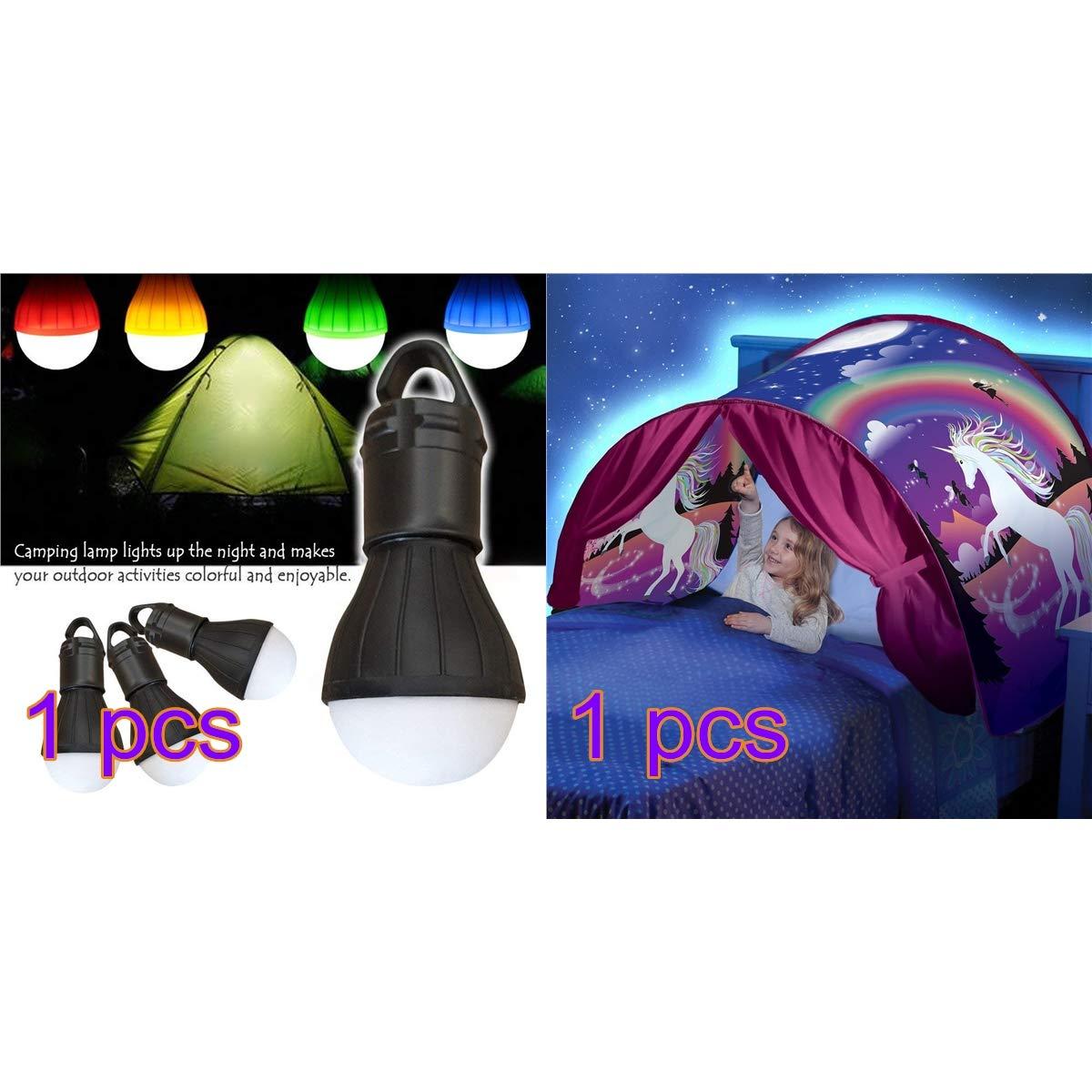 Unicorno Motivo T.w.o.teams Tenda Pop-up per Bambini