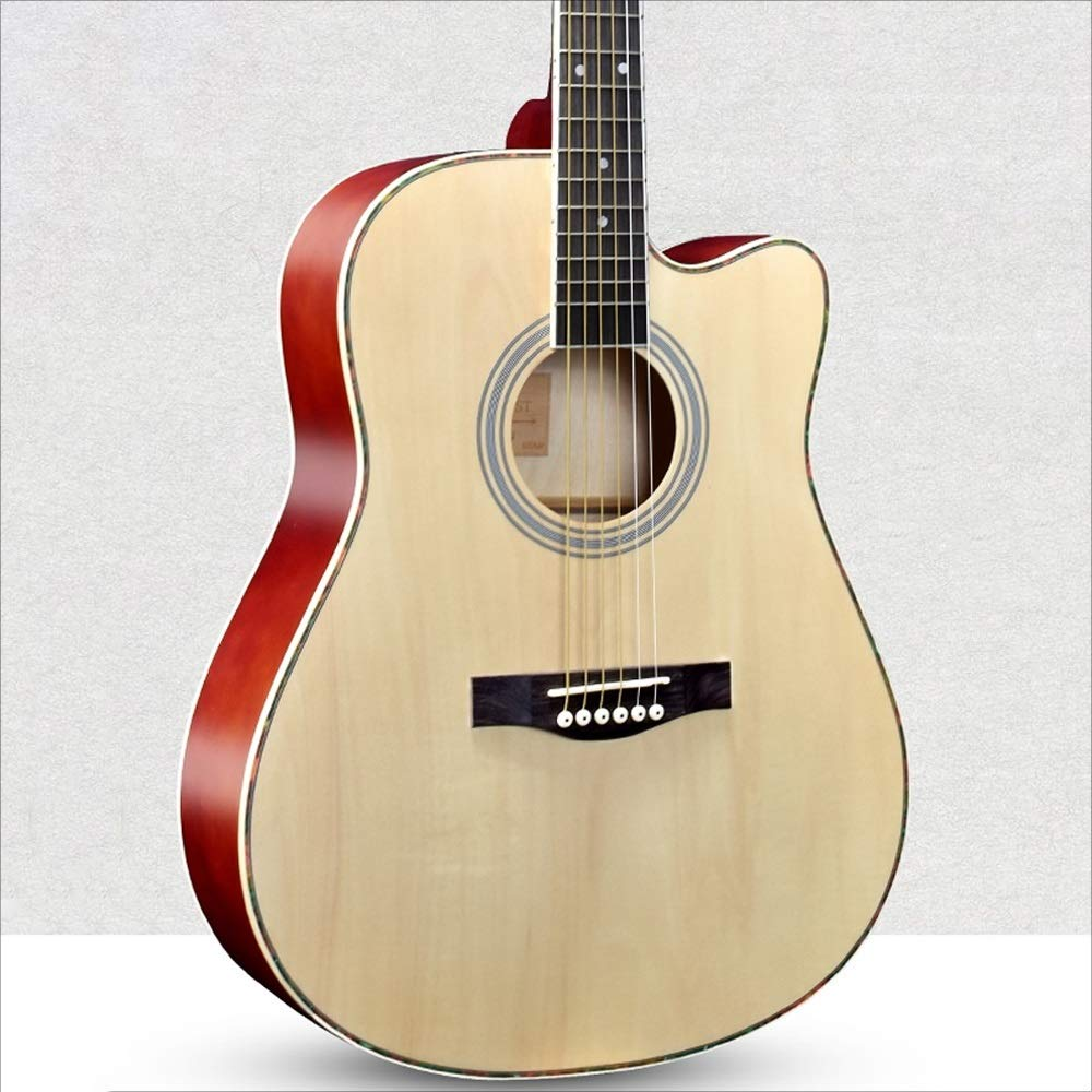 Aigliady 41 pulgadas Principiante Estudiante Mesa Cantar Guitarra ...