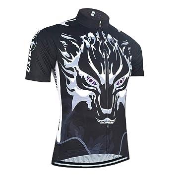 BXIO Camisetas de Ciclismo Hombres, Camisas de Ciclismo ...