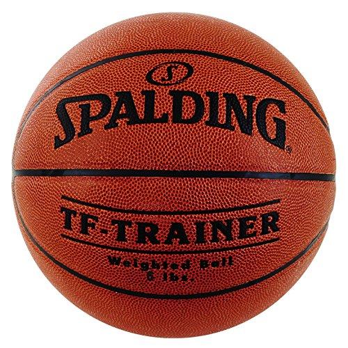 Spalding NBA Oversize Training Aid Basketball, Orange, Size 7
