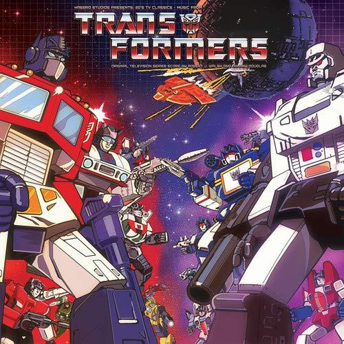 Transformers (Original Television Series Score) (Album Effects)