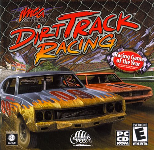 Jewel Four Light - Dirt Track Racing (Jewel Case) - PC