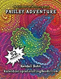 img - for Paisley Adventure: A Kaleidoscopia Coloring Book (Volume 1) book / textbook / text book