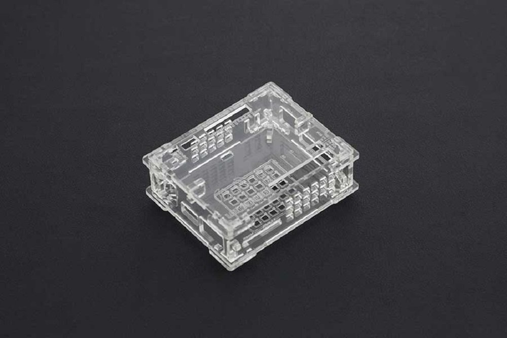 Acrylic Case for LattePanda - Compatible with Cooling Fan