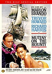 Mutiny On The Bounty de Marlon Brando