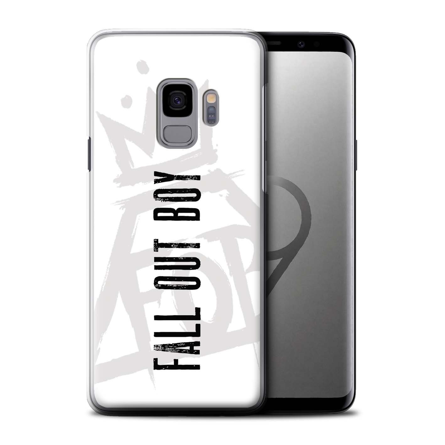 the latest 71dde 49897 Amazon.com: Official Fall Out Boy Gel TPU Phone Case / Cover for ...