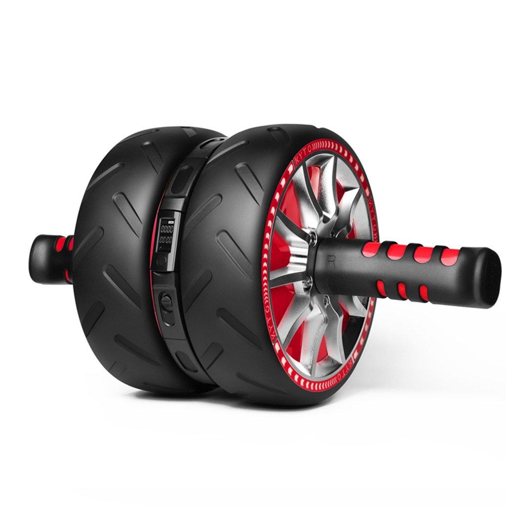 Abdominal Wheel Training Bauchmuskeln Sports Roller Männer und Frauen ROTuzieren Abdominal- Fitnessgeräte (Farbe    2)