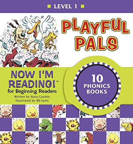 1 Pal - Now I'm Reading! Level 1: Playful Pals (NIR! Leveled Readers)