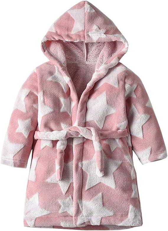 Peignoir A Capuche Pour Bebe Fille Ou Garcon 0 4 Ans Pyjamas