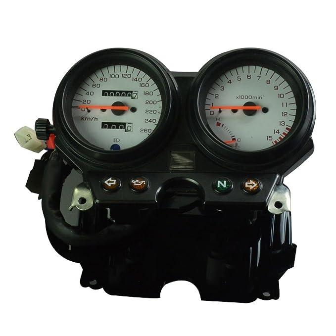 2 opinioni per Fast Pro motocicletta tachimetro contachilometri strumento tachimetro gauge