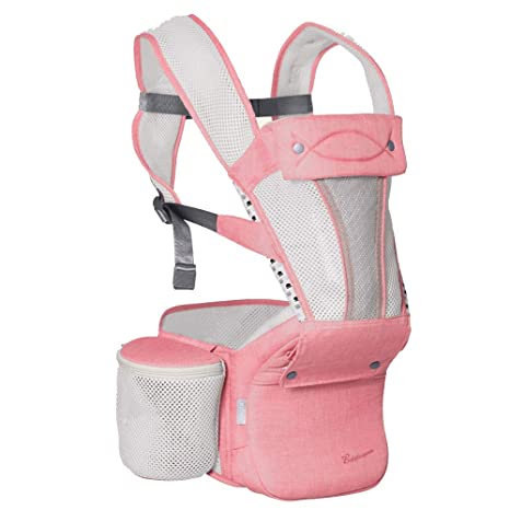 velcro baby carrier