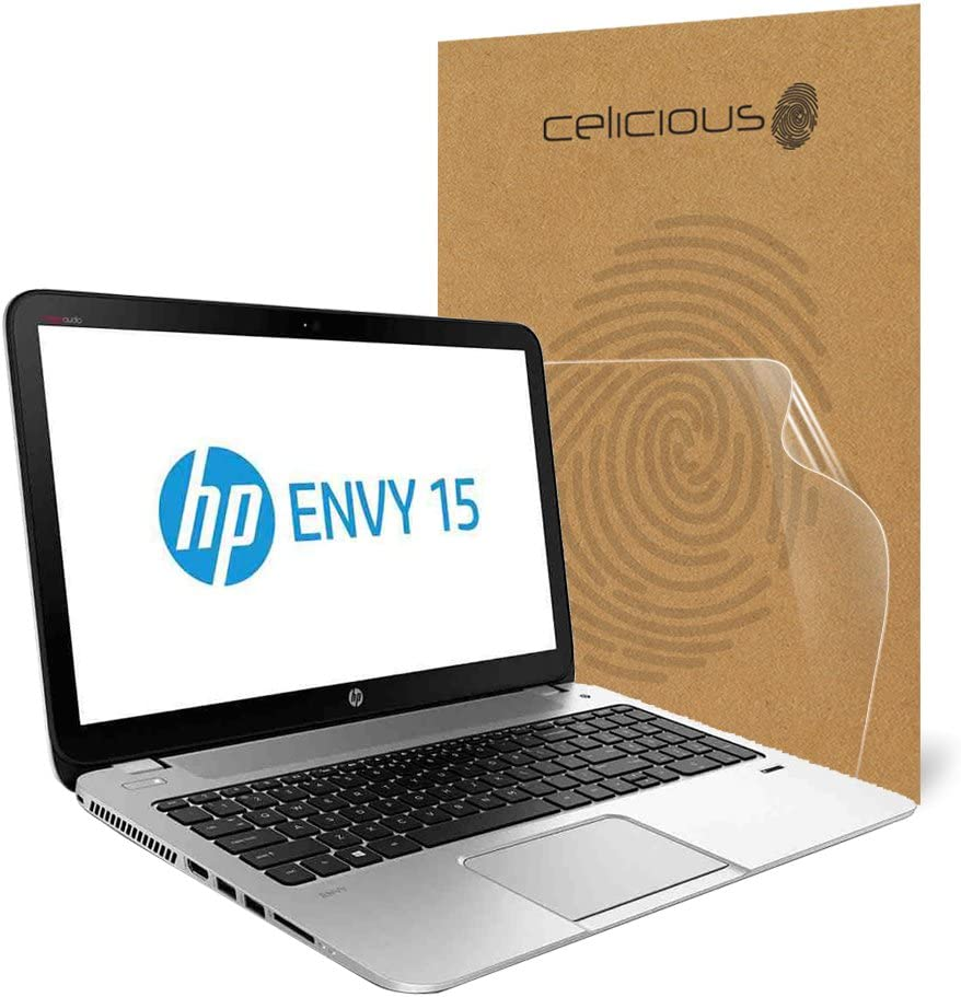 Pack of 2 Celicious Matte Anti-Glare Screen Protector Film Compatible with HP ENVY 15 AS103NA