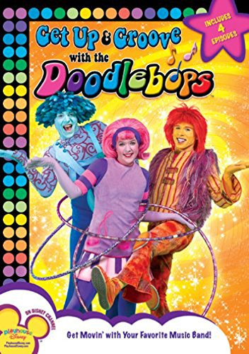 Doodle Bops - Doodlebops: Get Up & Groove With
