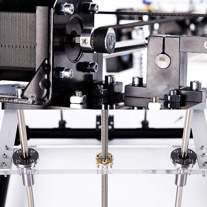PAN-EX Impresora 3D FLSUN_F1 Kit de Bricolaje, Cubo de nivelación ...