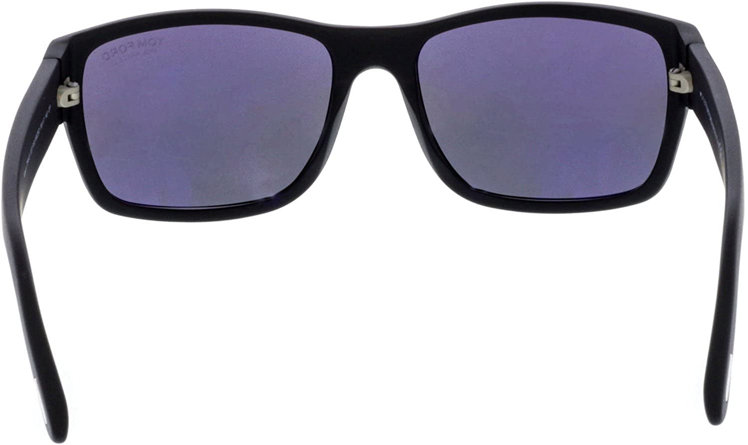 507e21053d Amazon.com  Tom Ford Men s Mason TF445 TF445 S 02D Black Fashion Sunglasses  58mm  Tom Ford  Clothing