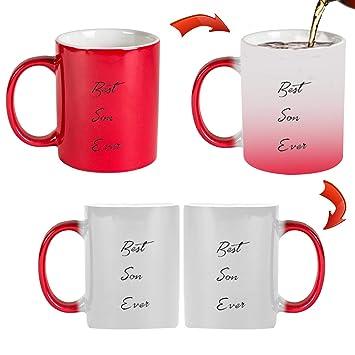 Amazon.com: Taza de café divertida e inspiradora y con ...