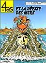 Les 4 as, tome 25 : Les 4 as et la déesse des mers par Chaulet