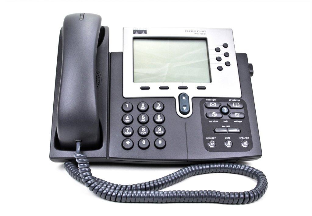 Cisco 7960G IP Telephone (CP-7960G)