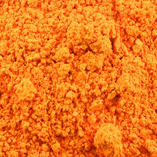 Orange Slice Edible Luster Dust .25 ounces - CK Products