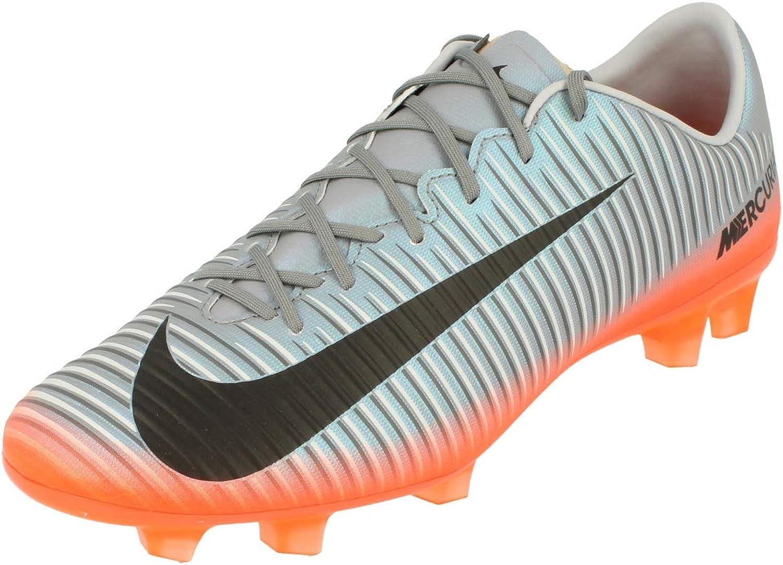 Nike Mercurial VELOCE II Cr7 FG Soccer Cleats Black . eBay