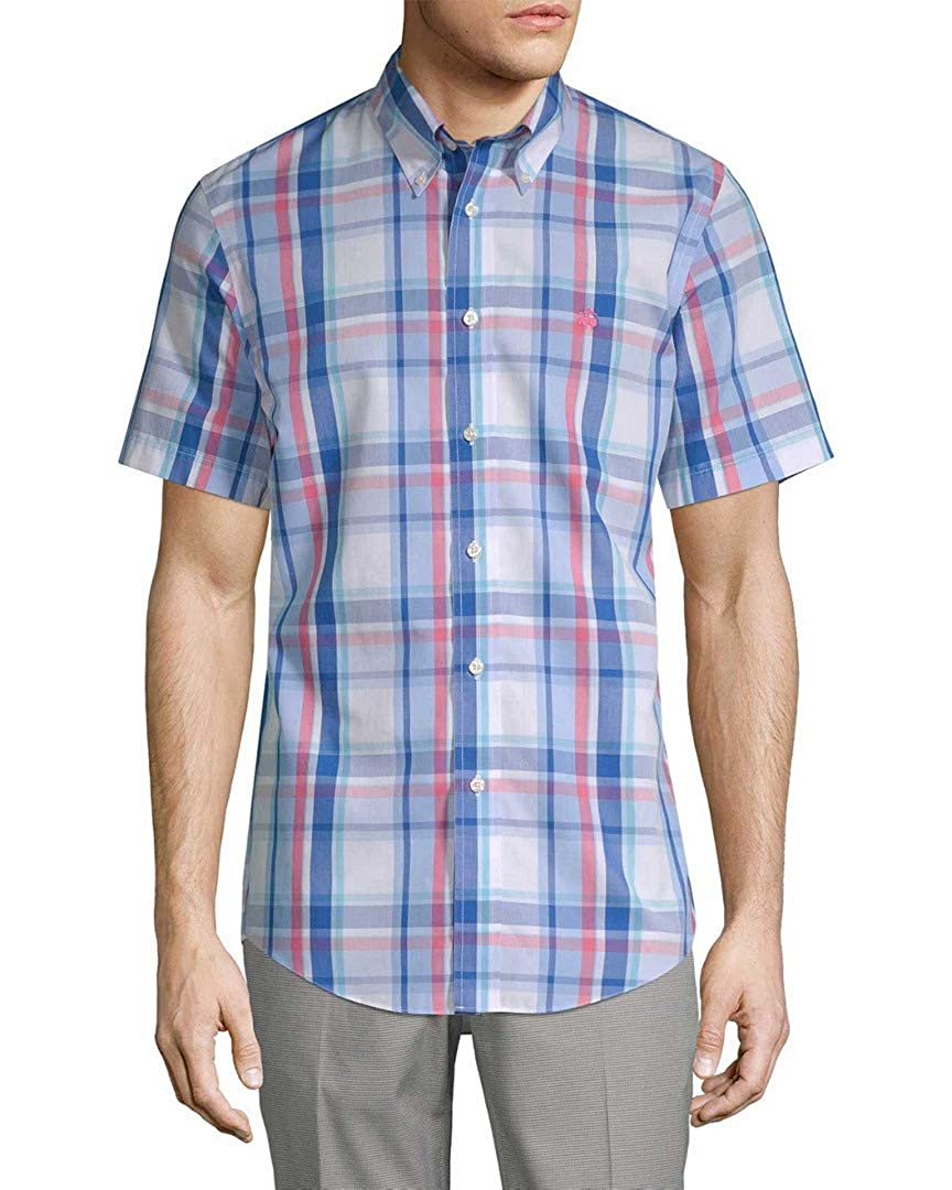 Brooks Brothers Mens Sunset Surf Sport Shirt Xl At Amazon Mens