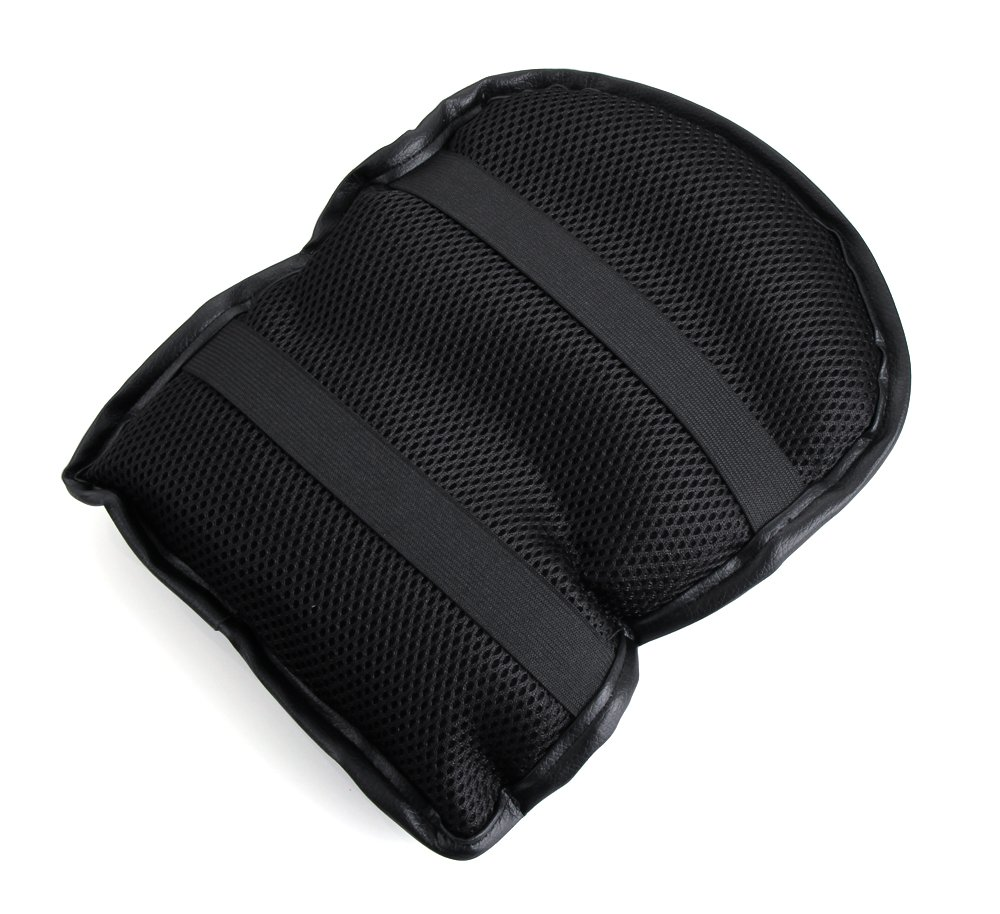 Universal Car Leather Central Armrest Console Box Pad Cover Cushion Support Box Arm Rest Seat Box Padding Protective Case