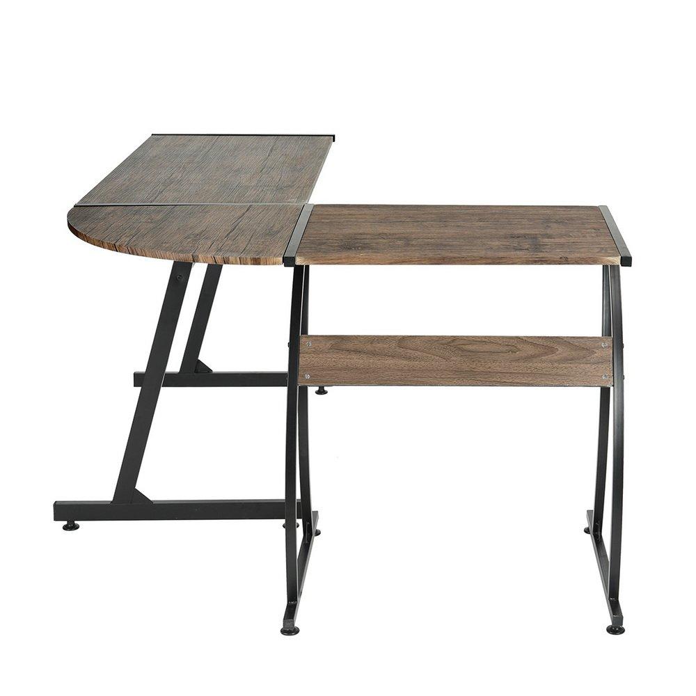 ... Computertisch Für Fanilife Moderner Computer Schreibtisch,  L Förmiger Fanilife Schreibtisch, Computertisch Für ...