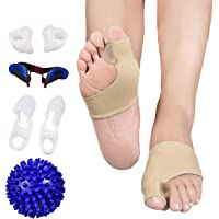 Petask Bunion Corrector and Bunion Relief Care Kit for Tailors Bunion and Hallux Valgus