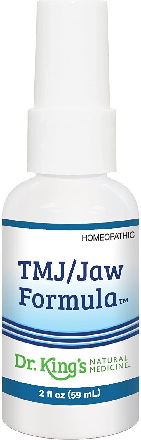 Amazon Com Dr King S Natural Medicine Tmj Jaw 2 Fluid Ounce
