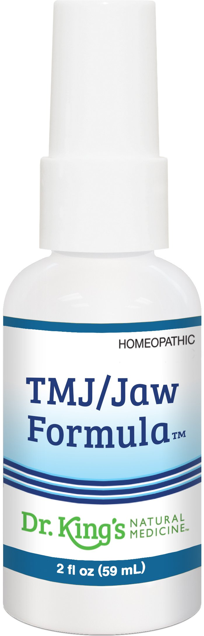 Dr. King's Natural Medicine TMJ/Jaw, 2 Fluid Ounce