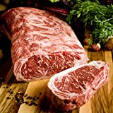 Certified Hereford USDA Choice Boneless NY Strip Loin - 12 lbs - Roast for Delivery