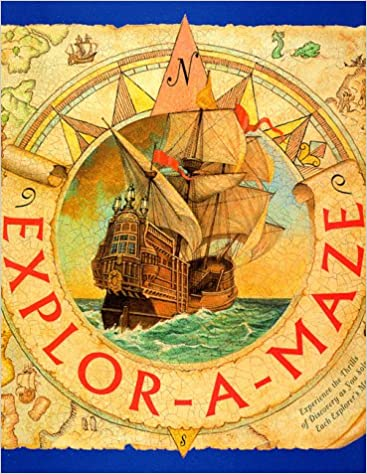 Book Explor-A-Maze
